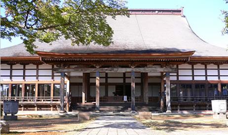 浄興寺本堂1