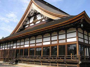 浄興寺本堂2