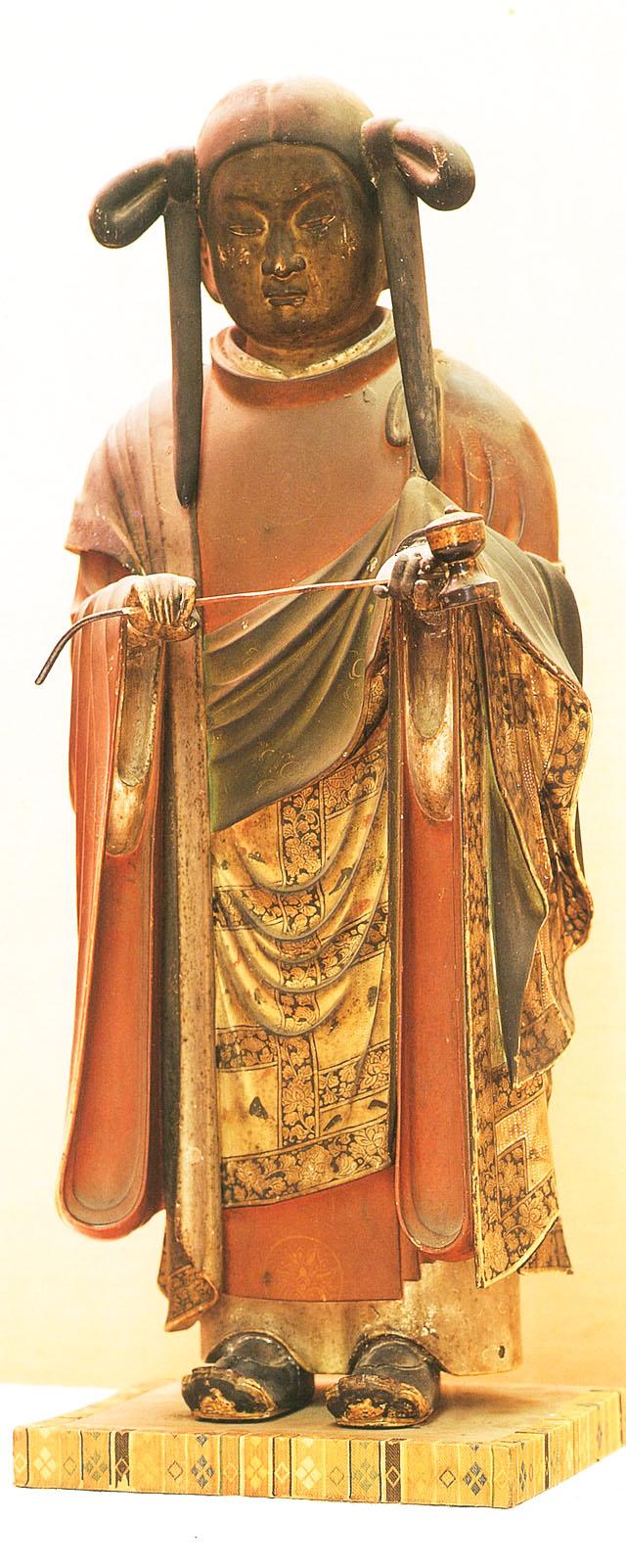 木造聖徳太子立像 一躯